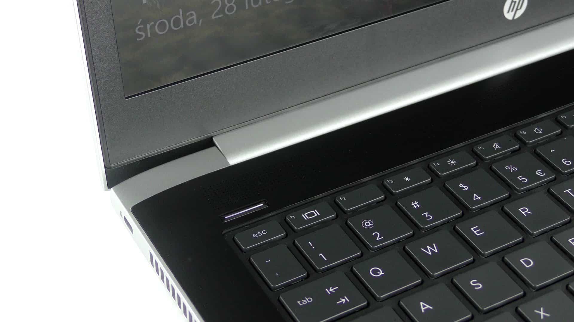 HP ProBook 440 G5 aluminiowy pulpit