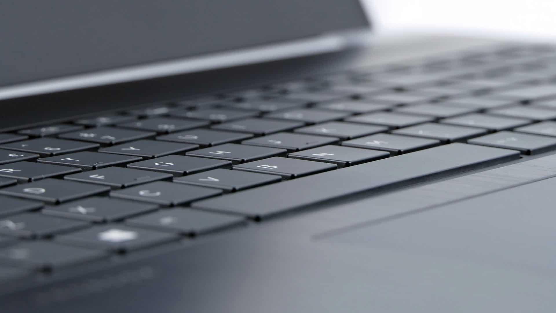 HP ProBook 450 G5 - klawiatura