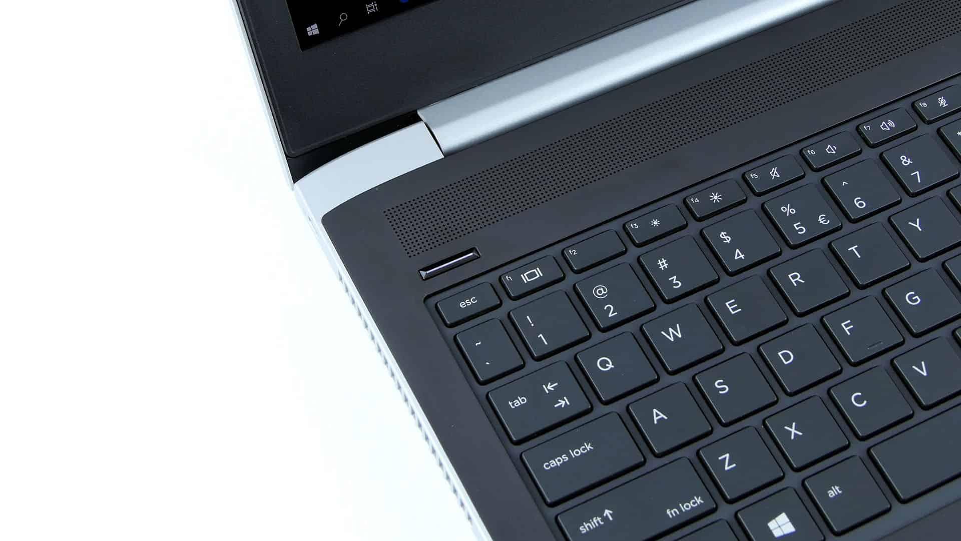 HP ProBook 450 G5 - nowa klawiatura