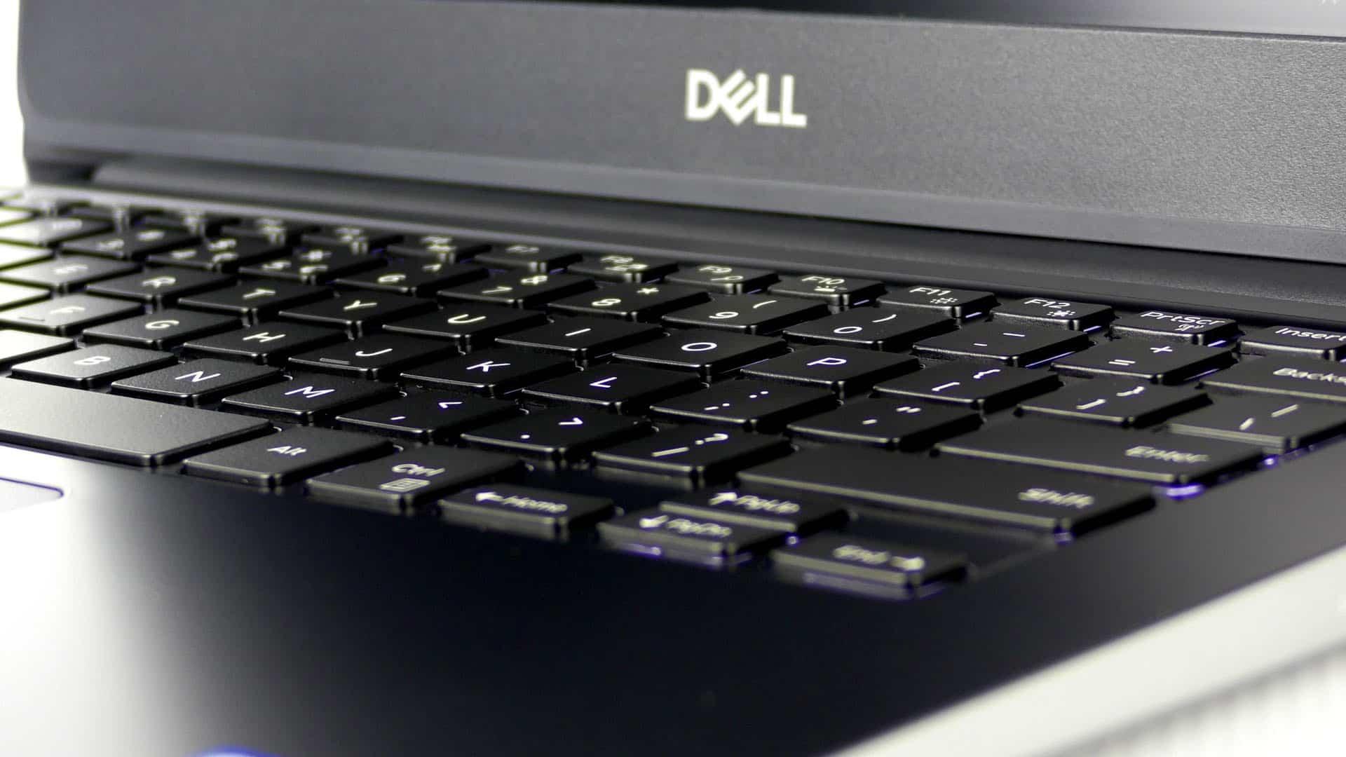 Dell Vostro 5370 - wyspowa klawiatura