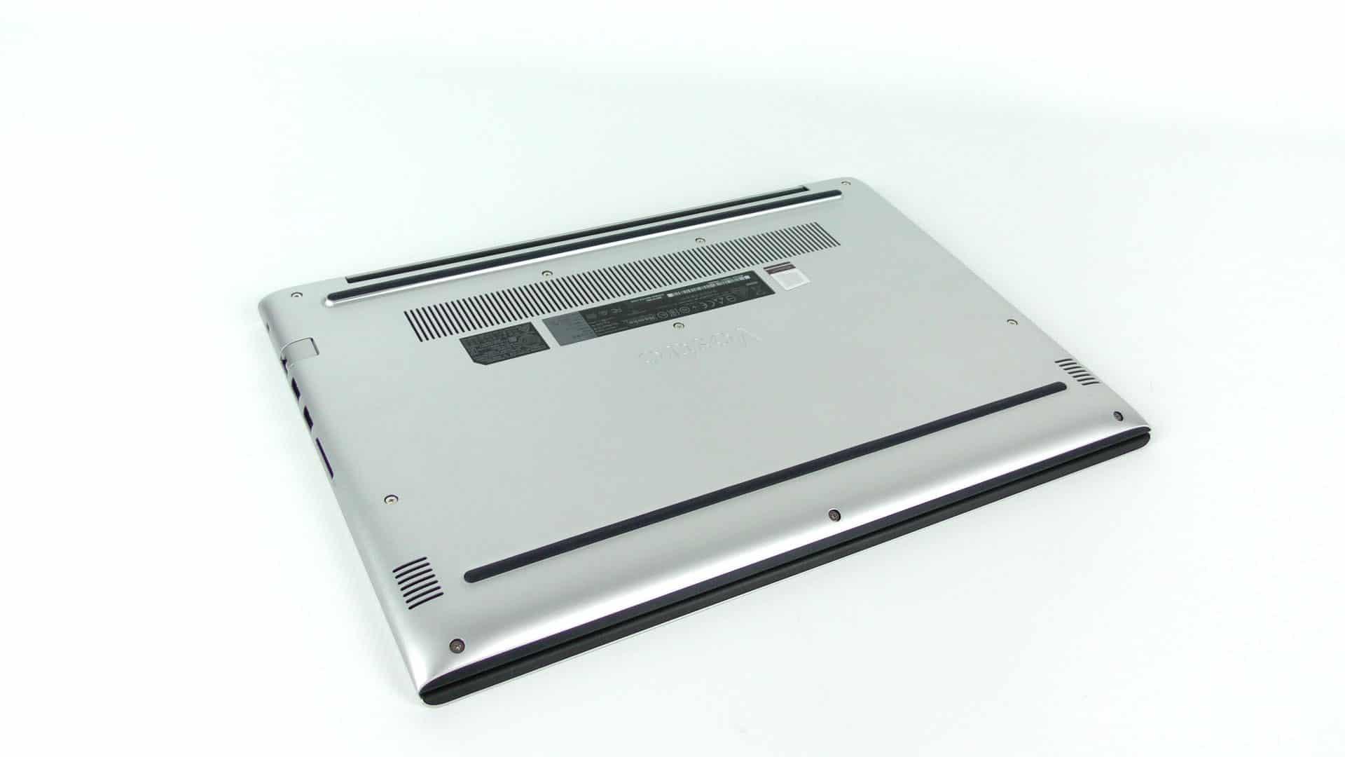 Dell Vostro 5471 - spód notebooka