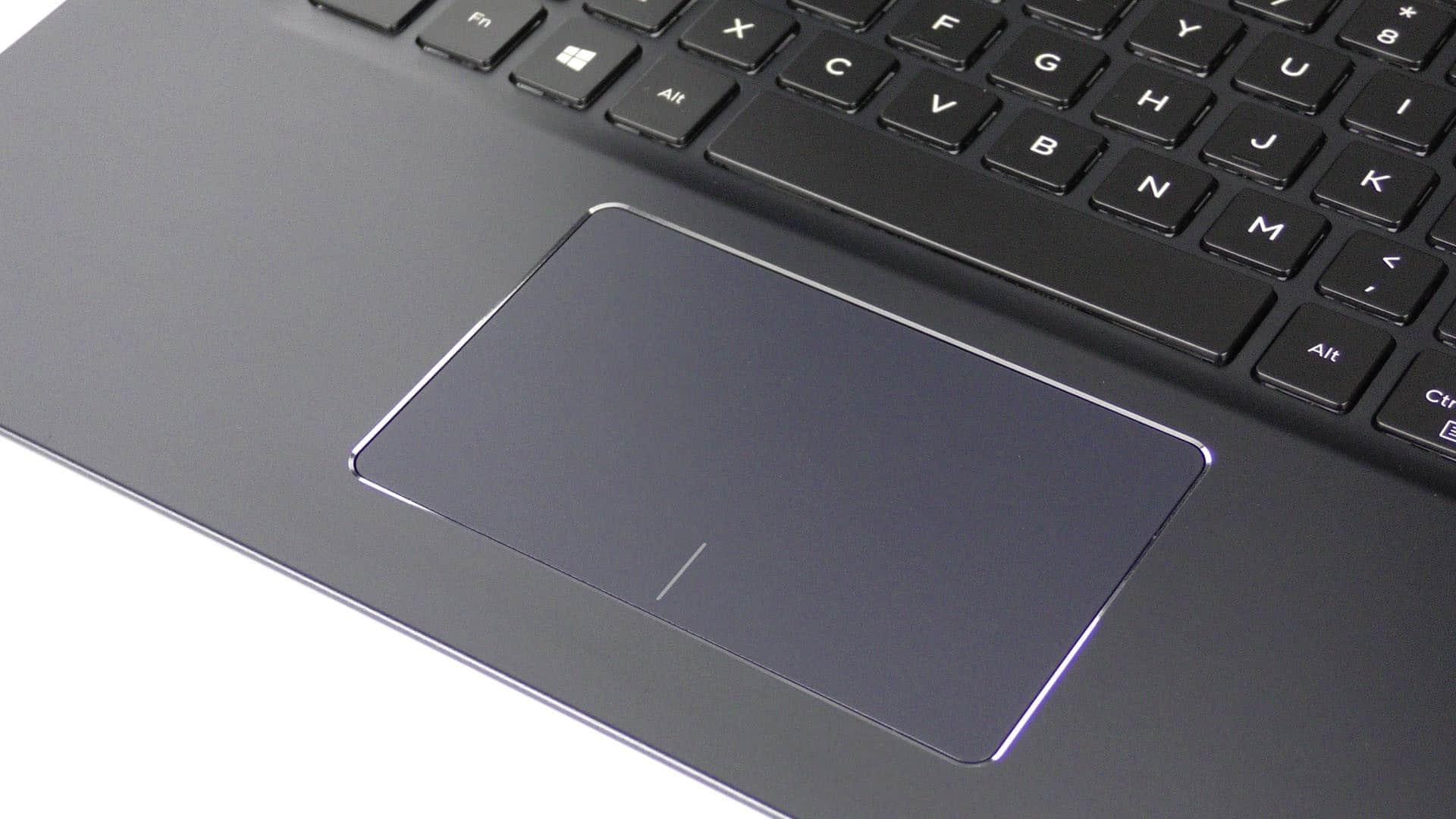 Dell Vostro 5471 - touchpad