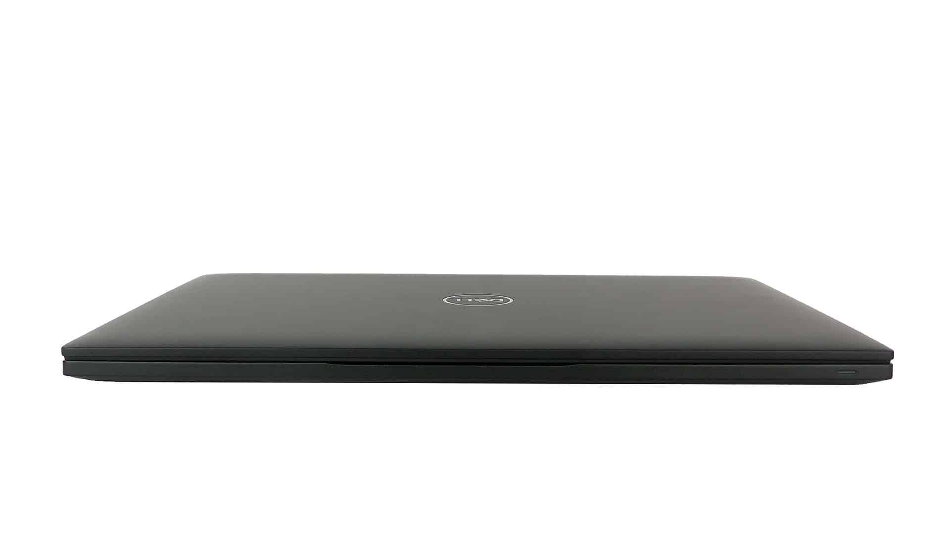 Dell Latitude 7490 - front notebooka