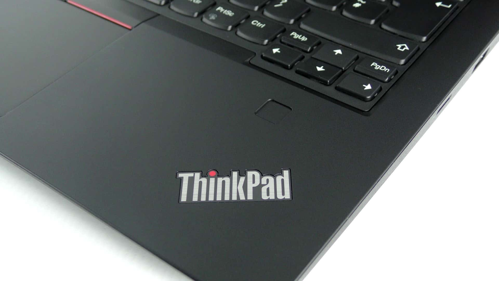 Lenovo ThinkPad E480 - czytnik linii papilarnych