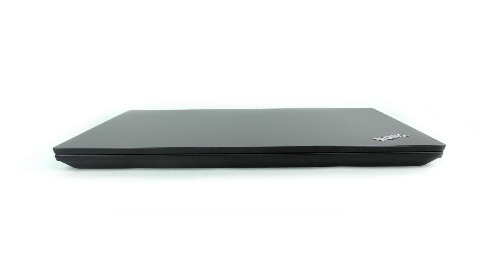 Lenovo ThinkPad E480 - front notebooka