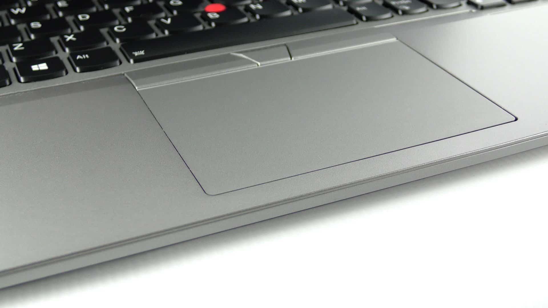 Lenovo ThinkPad E580 - touchpad