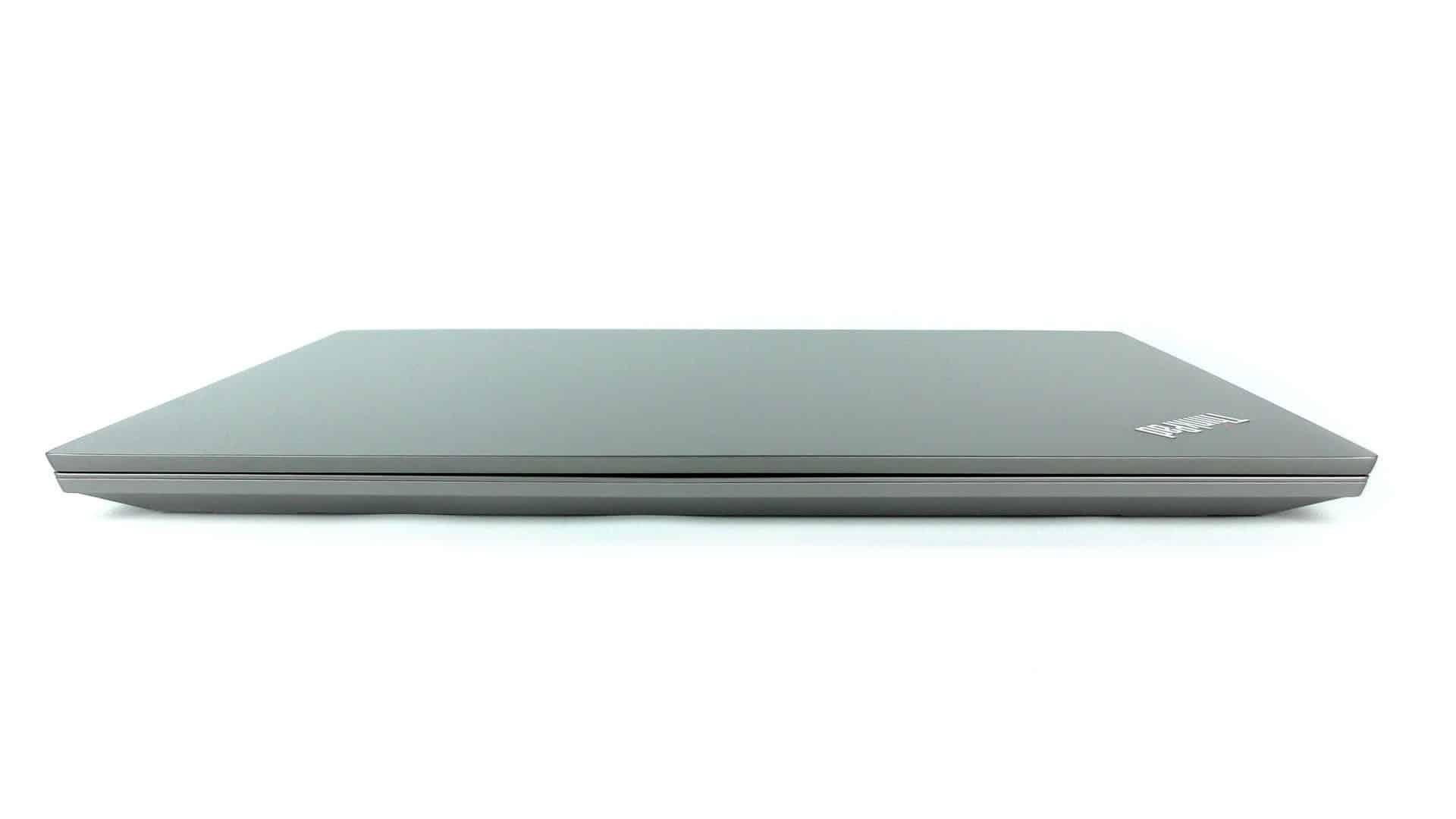 Lenovo ThinkPad E580 - front notebooka