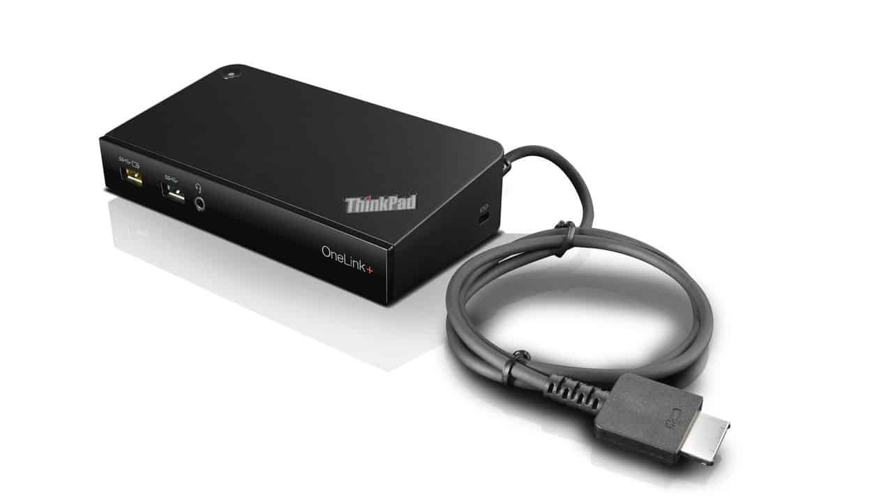 Lenovo ThinkPad OneLink+ Dock