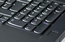 Lenovo ThinkPad P71 - czytnik linii papilarnych