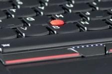 Lenovo ThinkPad P71 - trackpoint
