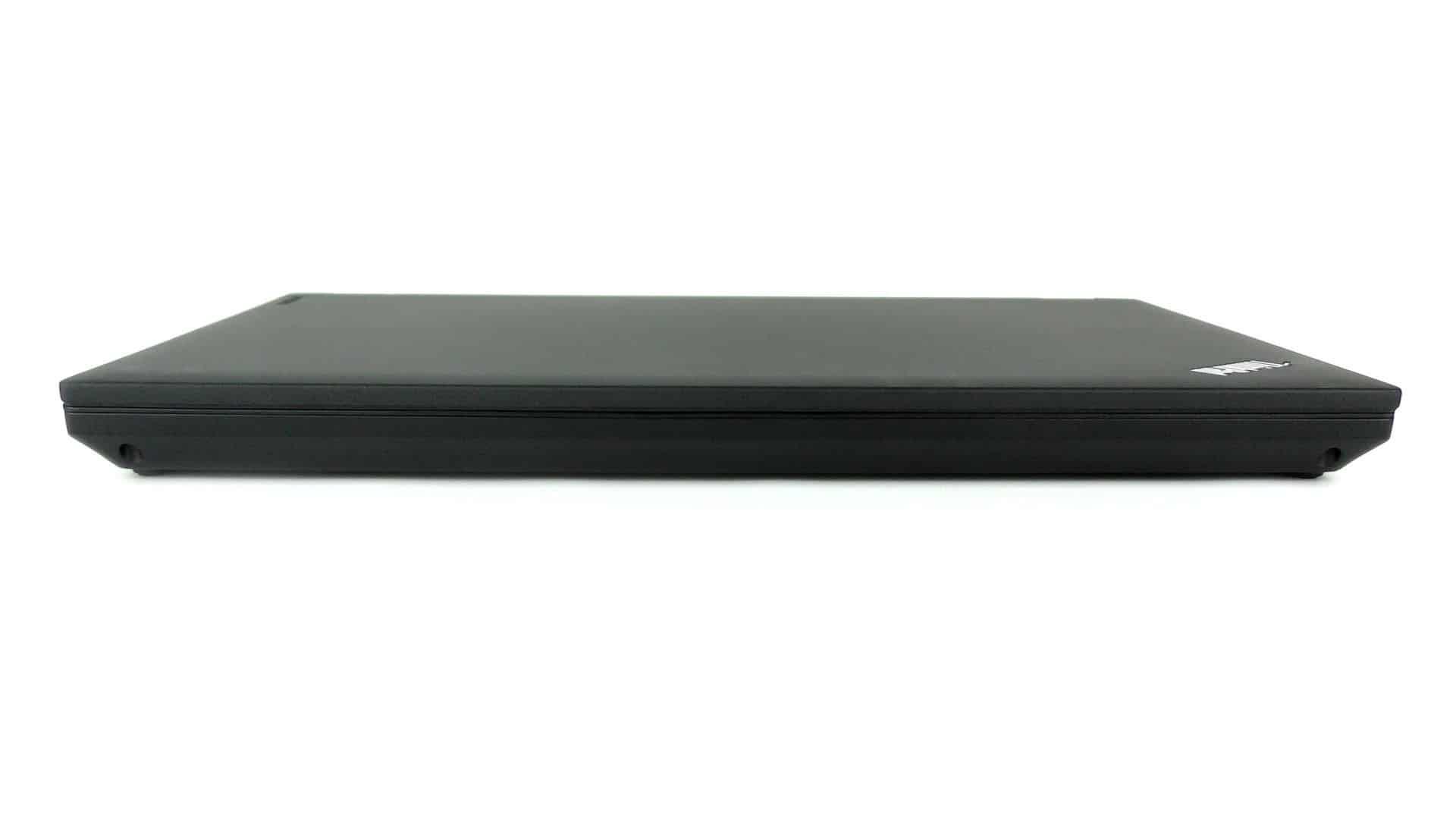 Lenovo ThinkPad P71 - front notebooka