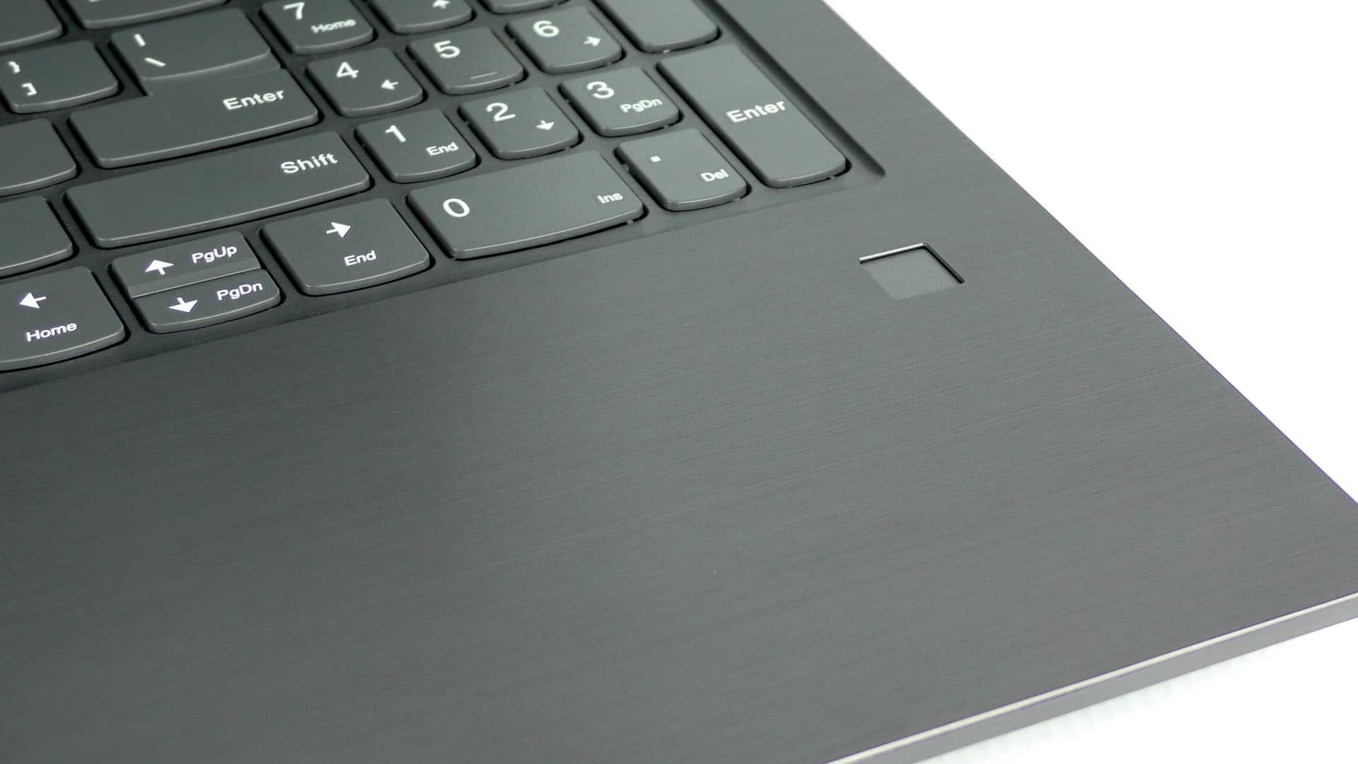Lenovo Essential V330-15 - czytnik linii papilarnych