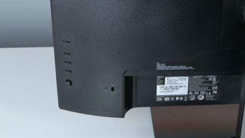Acer B277 D - połączenie dżojstika iprzycisków pozwala nawygodną nawigację pomenu