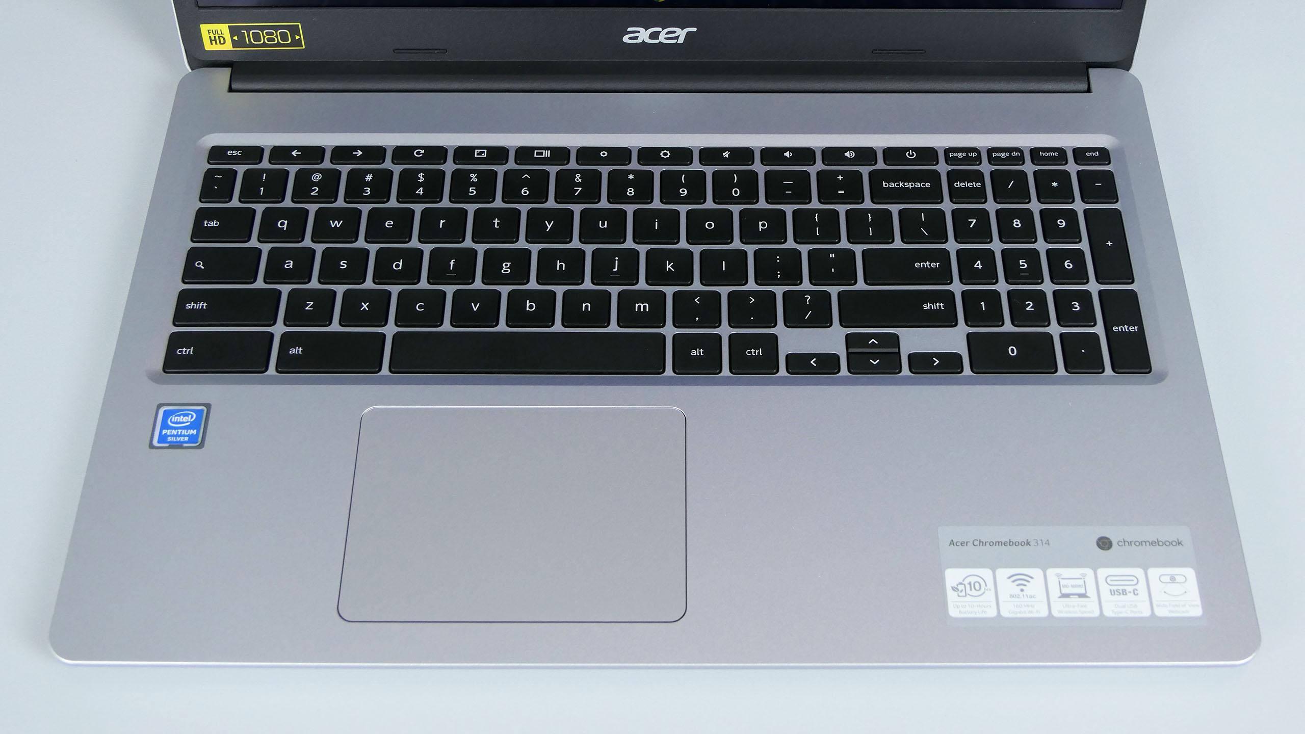 Acer Chromebook 315 - pulpit roboczy