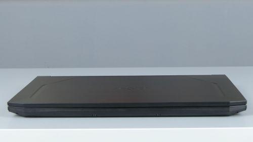 Acer Nitro 5 2020 - front notebooka
