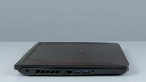 Acer Nitro 5 2020 - porty naboku lewym