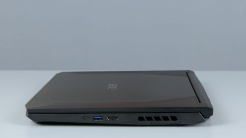 Acer Nitro 5 2020 - porty naboku prawym