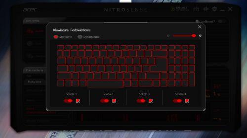Acer NitroSens