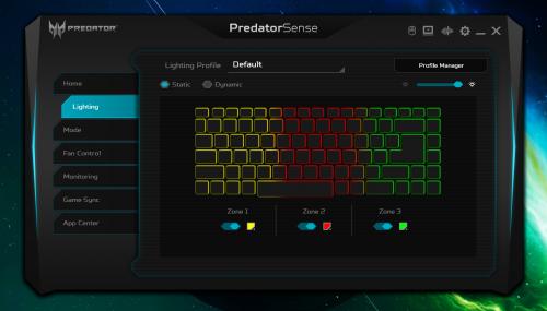 Predator Sense