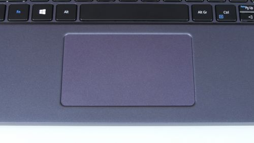 Acer TravelMate P4 iTravelMate Spin P4 - touchpad
