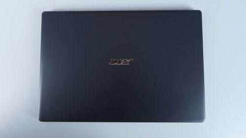 Acer TravelMate X5 - pokrywa