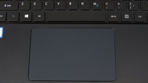 Acer TravelMate X3410 - Precision Touchpad