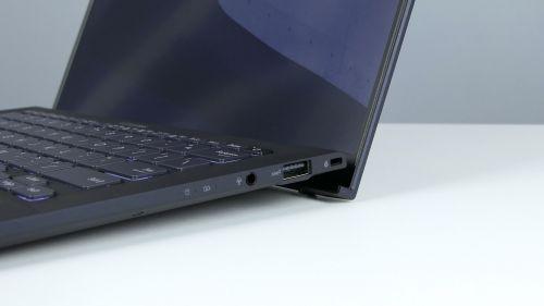 Asus ExpertBook B9450F - zawias ErgoLift