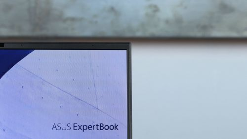 Asus ExpertBook B9450F - cieniutka ramka ekranu