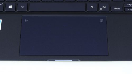 Asus ExpertBook B9450F - TouchPad