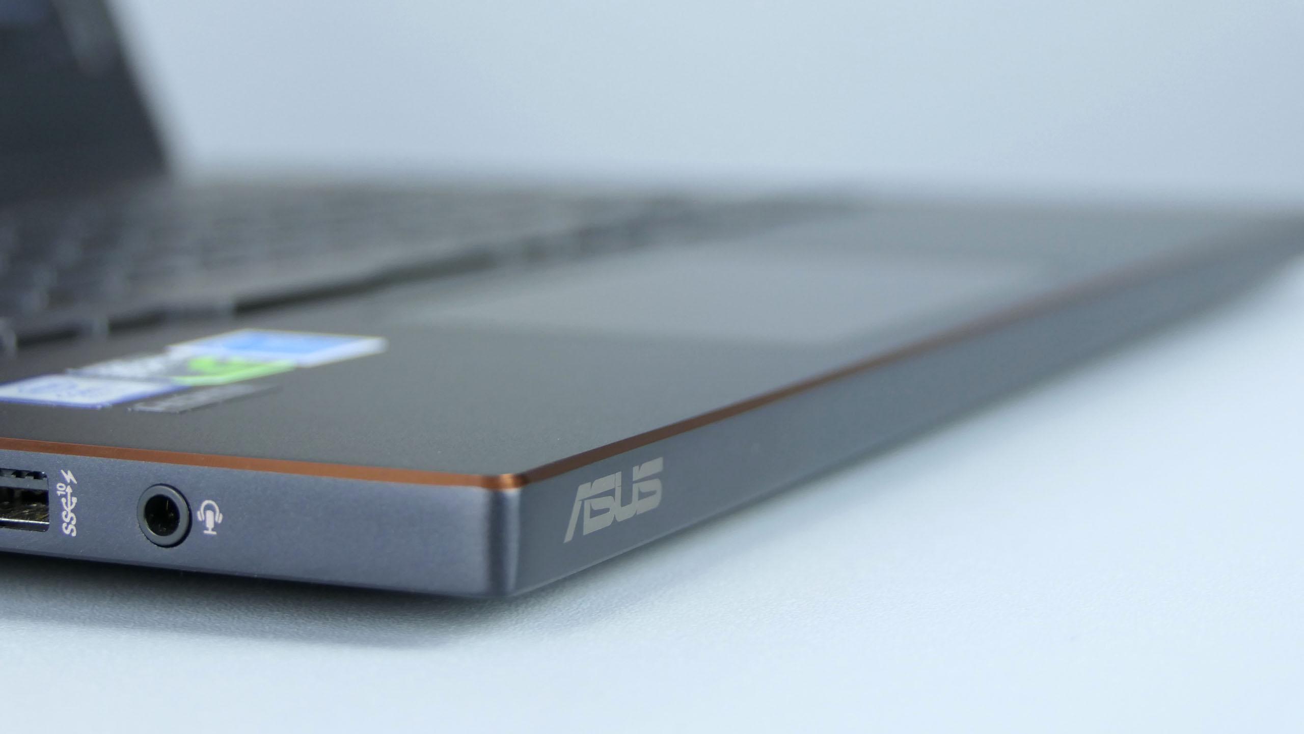 Asus ROG Zephyrus M (GM501) - smukła linia pulpitu
