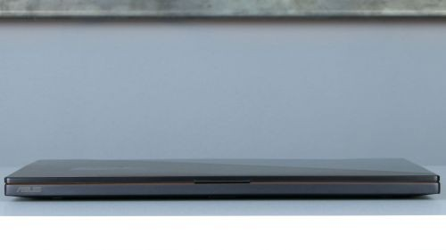 Asus ROG Zephyrus M (GM501) - front notebooka