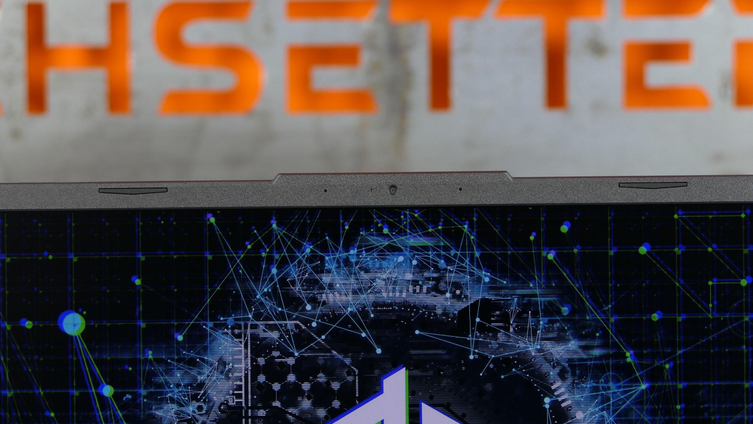 Asus TUF Gaming A17 - wyszczuplone ramki ekranu