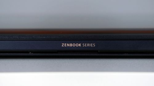 Asus ZenBook Pro 15 - tył notebooka