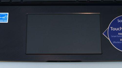 Asus ZenBook Pro 15 - ScreenPad