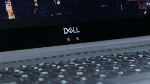 Kamerka IR zfunkcją rozpoznawania twarzy - Dell XPS 15 2 in 1