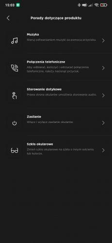 Aplikacja Bose Music