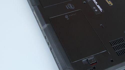 Dell Latitude 7212 - bateria ze wskaźnikiem naładowania