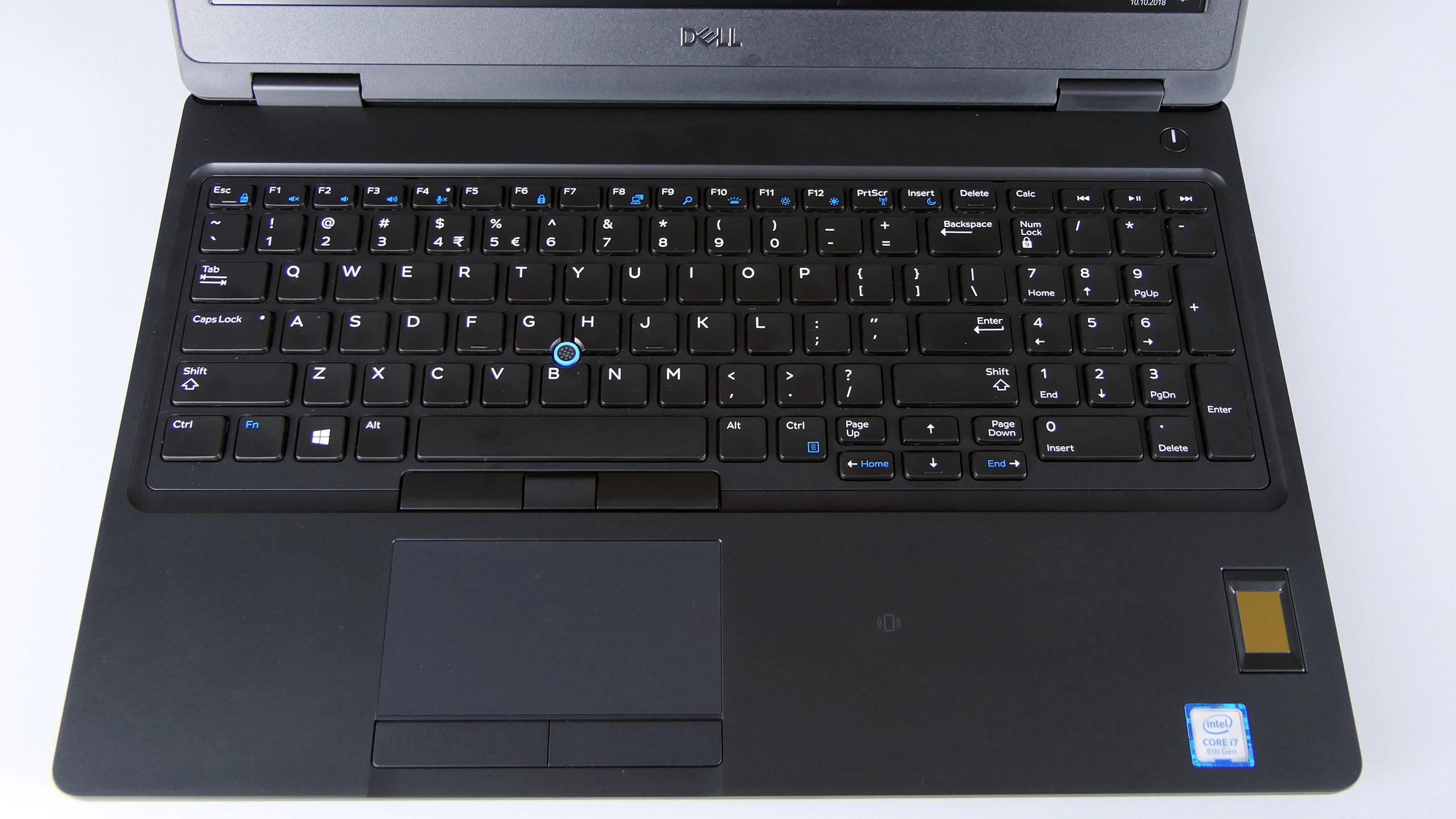 Dell Precision 3530 - pulpit roboczy