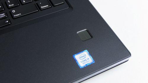 Dell Precision 17 7730 - czytnik linii papilarnych
