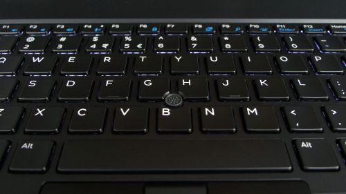 Dell Precision 17 7730 - wyspowa klawiatura