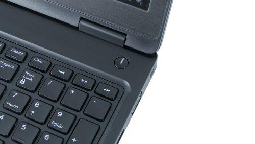 Dell Latitude 5591 - przycisk zasilania