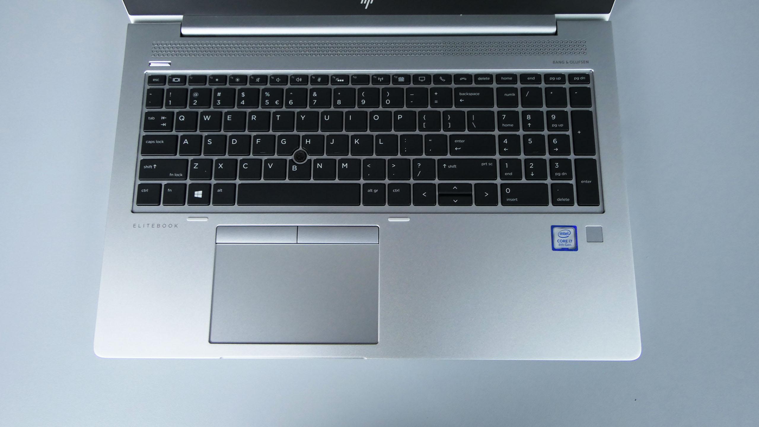 HP EliteBook 850 G6 - pulpit roboczy