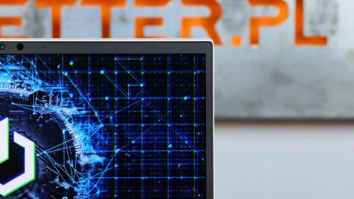 HP EliteBook 855 G7 - wyszczuplona ramka ekranu