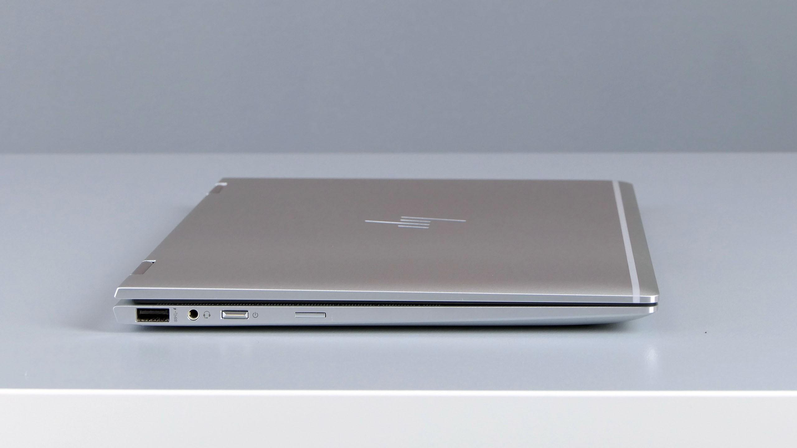 HP EliteBook x360 1030 G3 - lewy bok