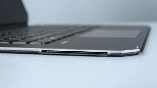 HP ZBook x2 G4 - czytnik Smart Card