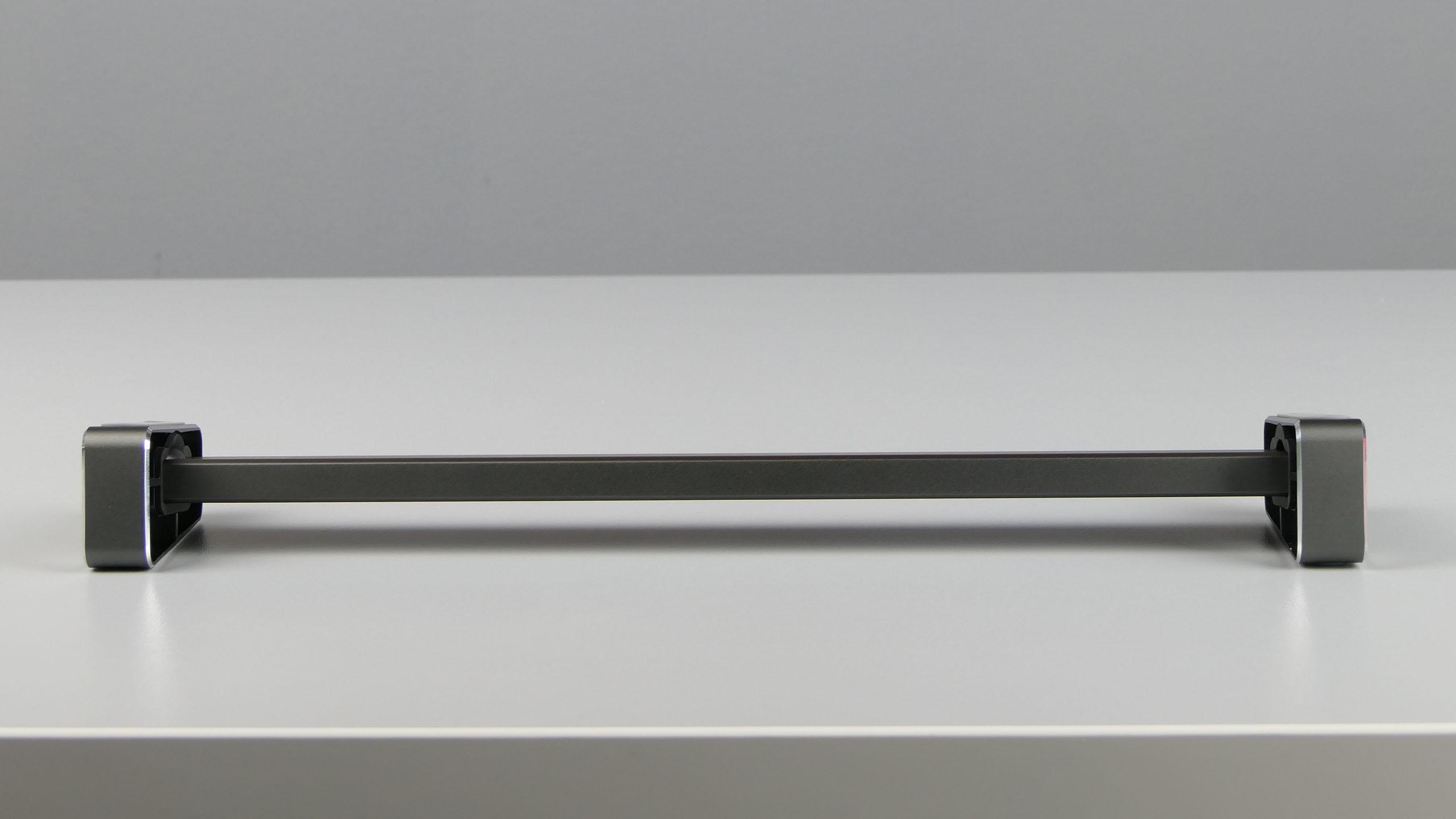 Hama Stacja dokująca USB-C 9w1 - front urządzenia