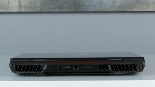 Hyperbook GTR - porty natyle