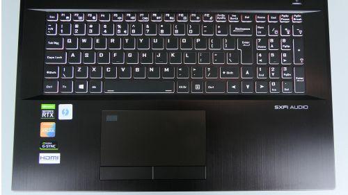 Hyperbook GTR - pulpit