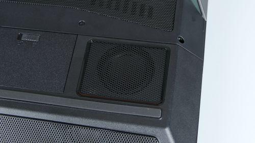 Hyperbook GTR - subwoofer