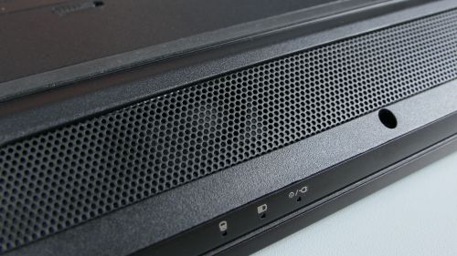 Hyperbook GTR - głośniki
